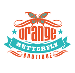Orange Butterfly Boutique